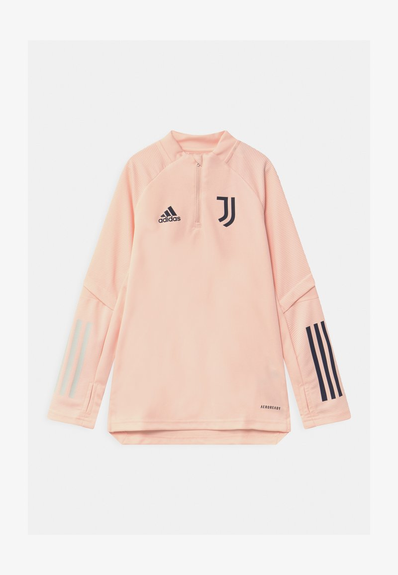 adidas Performance - JUVENTUS AEROREADY SPORTS FOOTBALL UNISEX - Klubové oblečení - pink/dark blue