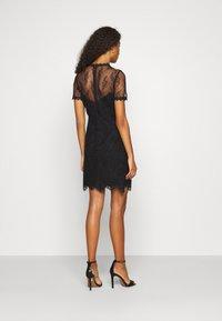 Morgan - RITALI - Koktejlové šaty/ šaty na párty - noir - 2