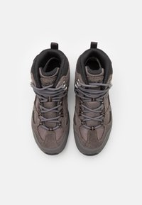 Jack Wolfskin - VOJO 3 TEXAPORE MID - Hiking shoes - tarmac grey/pink - 3