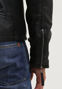 Gipsy - COBY - Leather jacket - schwarz - 6