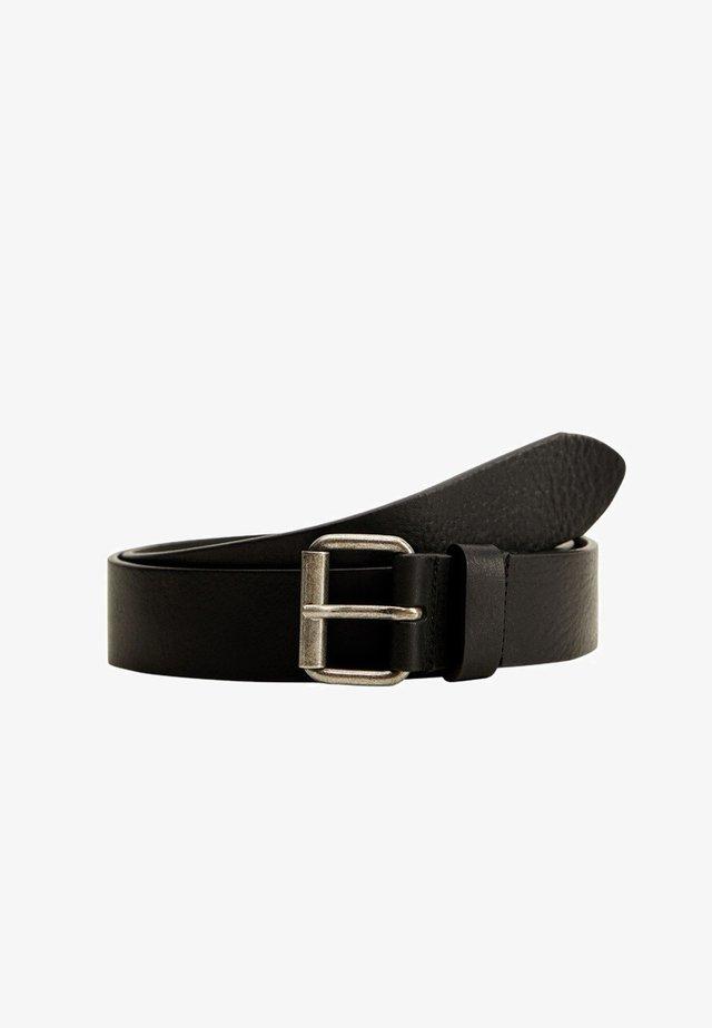 JAVIER - Belt - schwarz