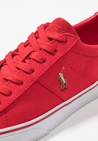 Polo Ralph Lauren - SAYER - Sneakers - red - 6