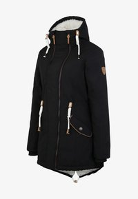 Brave Soul - DAISY - Winter coat - black - 1