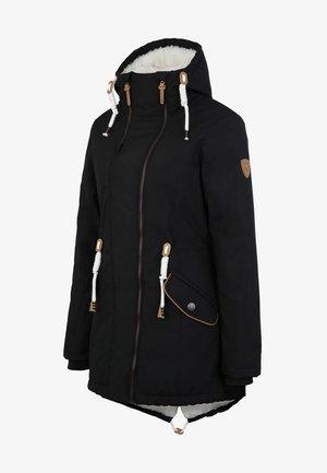 DAISY - Winter coat - black