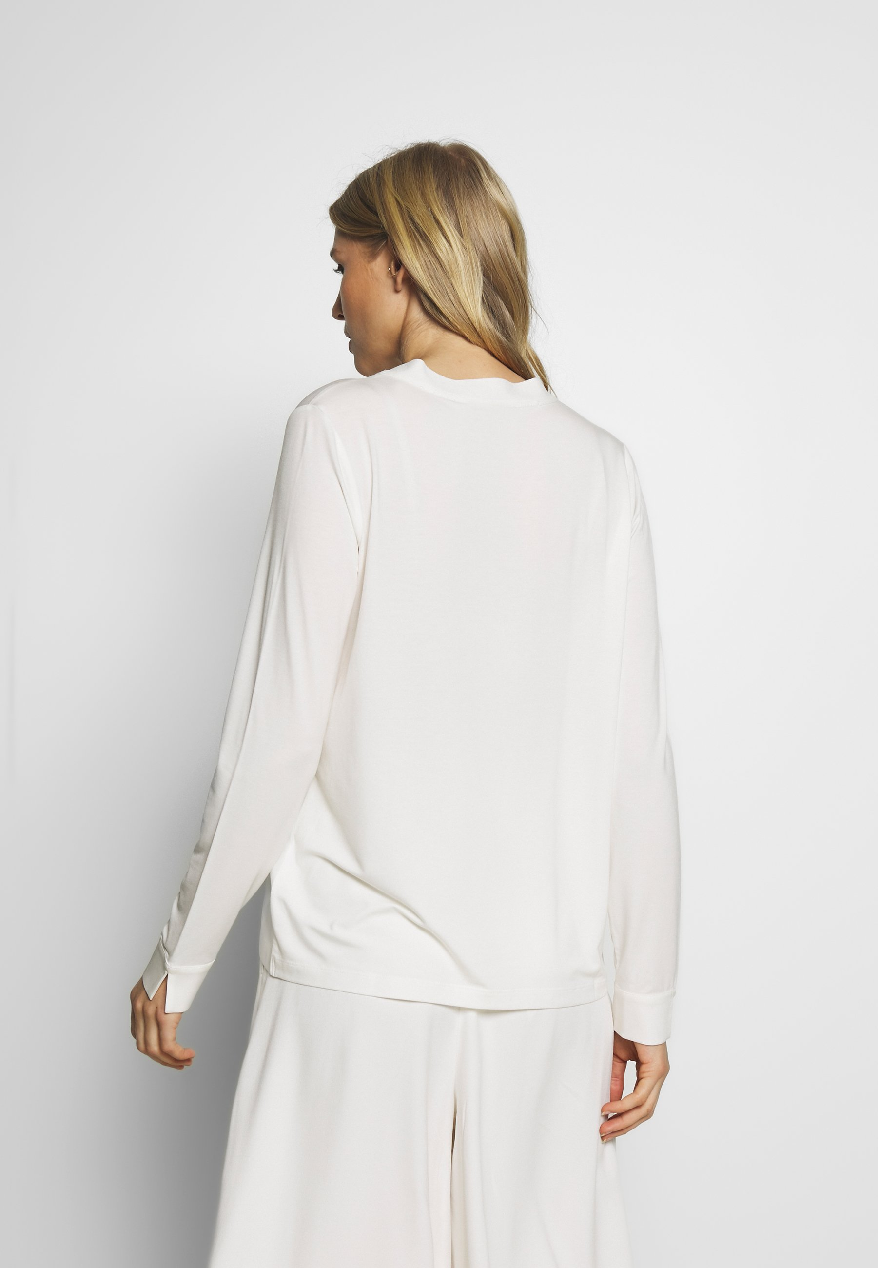 Marc O'Polo PURE BLOUSE - Bluser - clear white