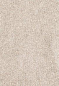 TOM TAILOR - HOODED - Hoodie - light warm beige melange - 2
