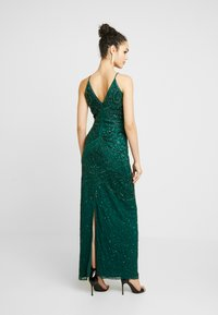 Sista Glam - FLORY - Occasion wear - emerald green - 4