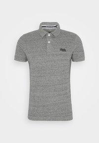 CLASSIC  - Polo shirt - flint steel grit