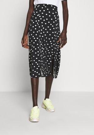 ITY SKIRT - A-line skirt - black