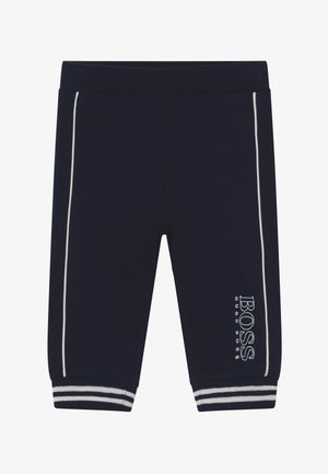 JOGGING BOTTOMS - Broek - bleu cargo