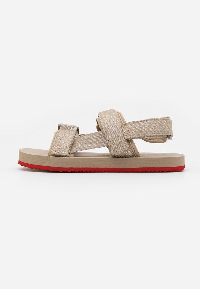 VMTELNA  - Sandals - nude