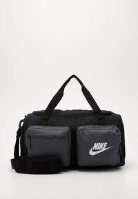 Nike Sportswear - FUTURE PRO DUFF - Bolsa de deporte - black/iron grey/white - 0