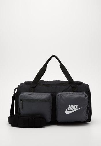 FUTURE PRO DUFF UNISEX - Sports bag - black/iron grey/white