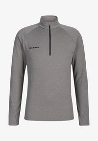 Mammut - AEGILITY  - Sports shirt - phantom melange - 3