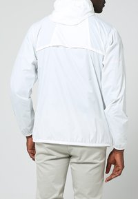 K-Way - CLAUDE 3.0 UNISEX  - Summer jacket - white - 3