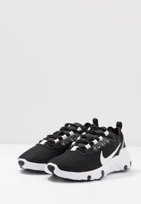 Nike Sportswear - RENEW 55 - Sneakers - black/white/anthracite - 3