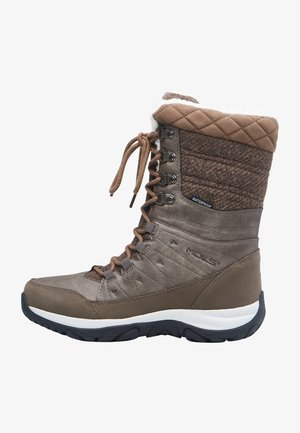Winter boots - timber wolf