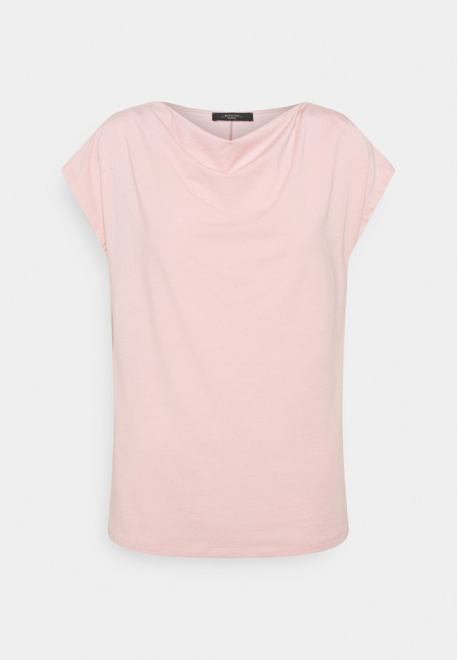 MULTID - T-shirt basic - rosa