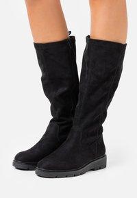 s.Oliver - Boots - black - 0