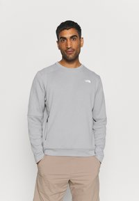 The North Face - LIGHTNING - Sweatshirt - meldgreyheather - 0