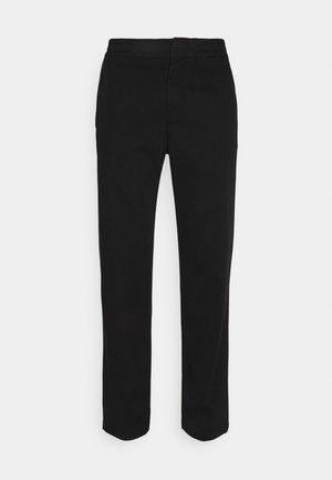 FOSS - Trousers - black