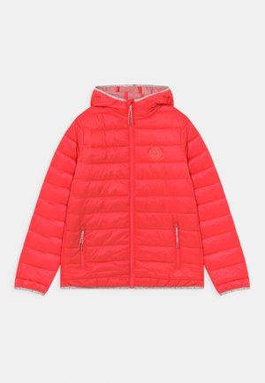 KID - Winter jacket - neon pink