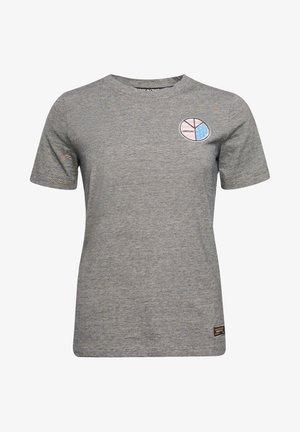 MILITARY NARRATIVE  - T-shirt imprimé - meteorite feeder