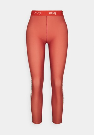 ICECOLD - Legginsy - orange