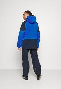 Columbia - WILD CARDJACKET - Snowboard jacket - bright indigo/collegiate navy - 2