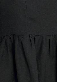 EDITED - PATRICIA DRESS - Maxi dress - schwarz - 2