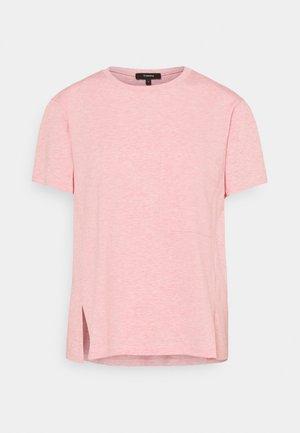 APEX TEE - Basic T-shirt - pink melange