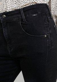 Mavi - ADRIANA - Jeans Skinny Fit - black denim - 5