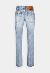 Diesel - D-KRAS-X - Straight leg jeans - light blue - 1