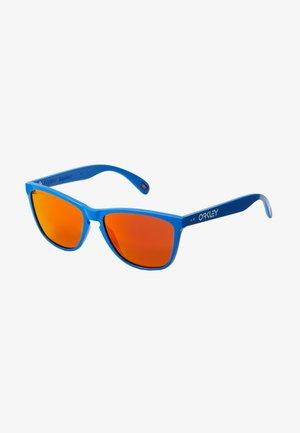 FROGSKINS - Okulary przeciwsłoneczne - prim blue/prizm ruby