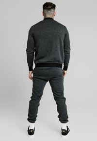 SIKSILK - TONAL CHECK BOMBER - Bomber bunda - grey - 2