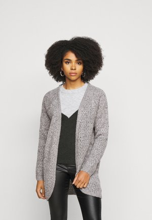 OLANDA - Strickjacke - grey melange