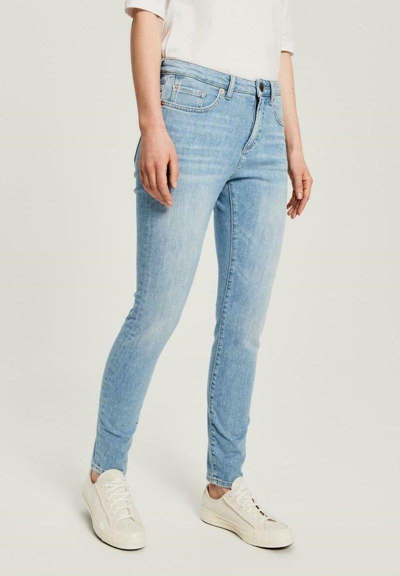 Opus - EVITA - Jeans Skinny Fit - blue