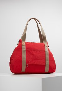 Kipling - ART M - Shopping bag - true red - 2