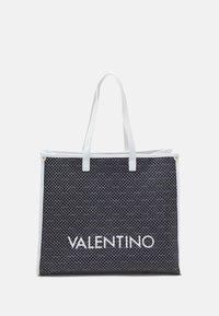 Valentino Bags - PRISCA SET - Tote bag - blue/bianco - 0