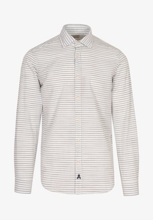 Overhemd - navy stripes