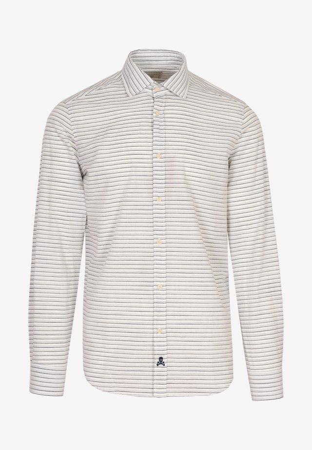 Camicia - navy stripes