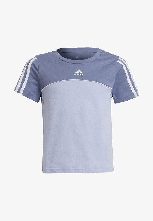 G CB T - T-shirt imprimé - purple