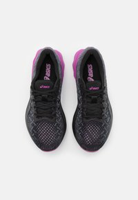 ASICS - DYNABLAST - Chaussures de running neutres - black/digital grape - 3