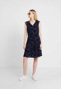 s.Oliver - Day dress - navy - 1