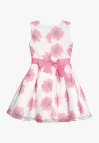happy girls - Vestido de cóctel - weiß/ pink - 1
