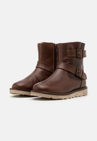 Friboo - Classic ankle boots - dark brown - 1