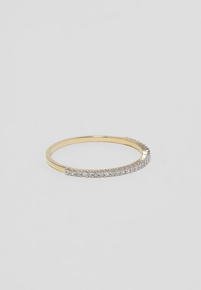 WHITE GOLD - Ring - gold-coloured