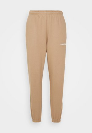 DARI PANTS - Pantalones deportivos - warm grey