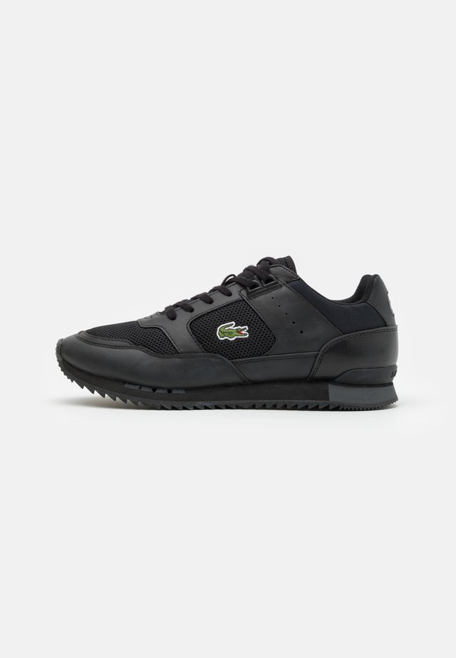 PARTNER PISTE - Sneakersy niskie - black/dark grey