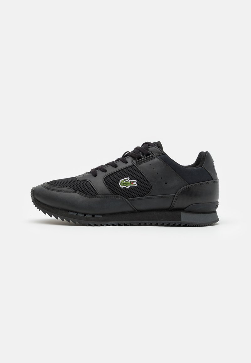 Lacoste - PARTNER PISTE - Sneakers basse - black/dark grey